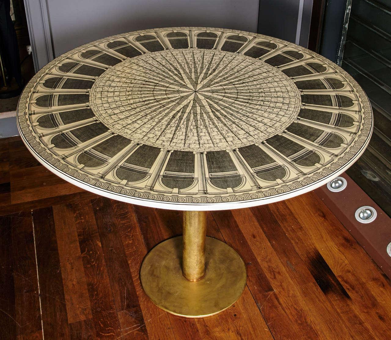 Vintage Fornasetti Table 2