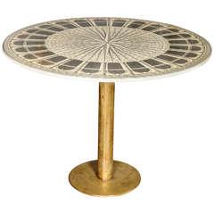 Vintage Fornasetti Table