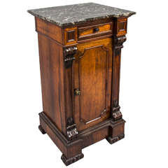 William IV Bedside Cabinet