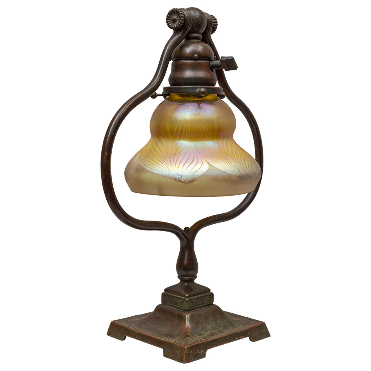 Tiffany Studios Lamp For Sale At 1stdibs