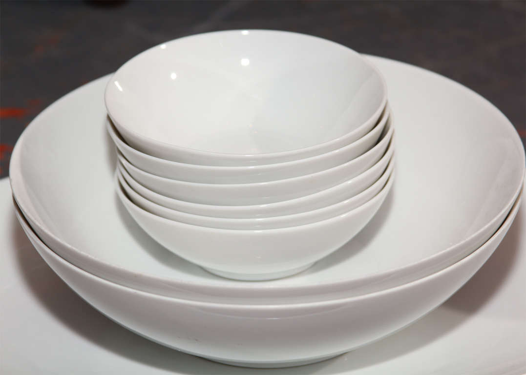 Set Of Raymond Loewy China At 1stdibs