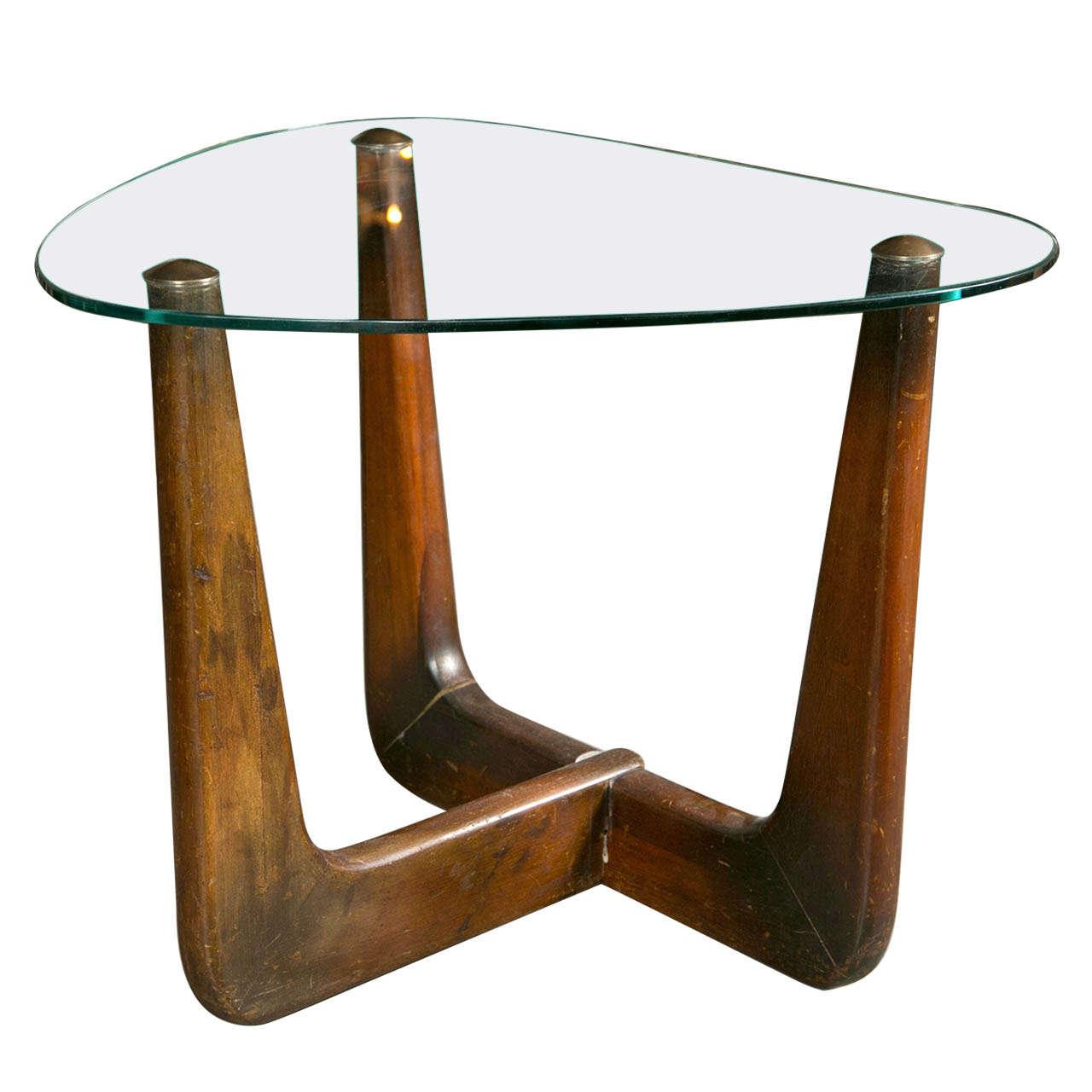 Side Table in the style of Finn Juhl