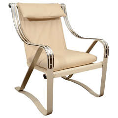 Machine Age John Mckay Springer Lounge Chair