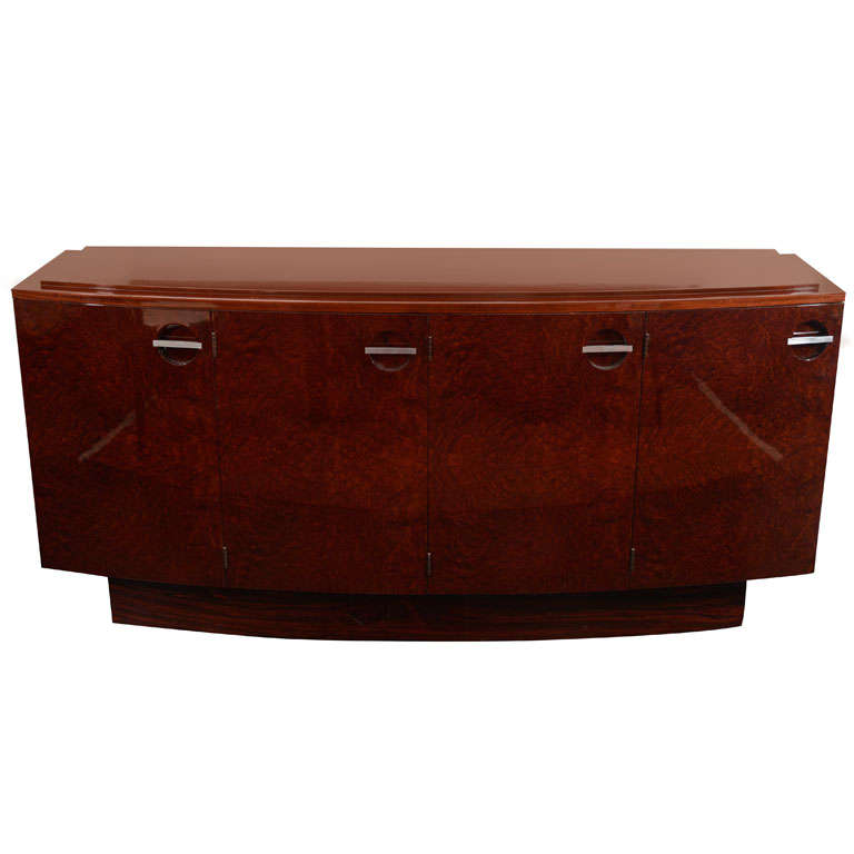 Art Deco Buffet by Gilbert Rohde for Herman Miller at 1stdibs