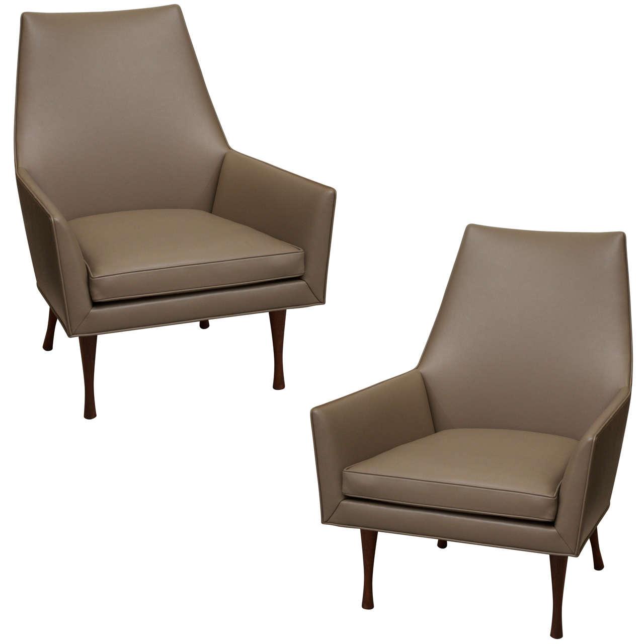 Paul McCobb Lounge Chair at 1stdibs
