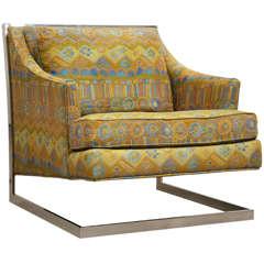Milo Baughman - Floating Arm Chair