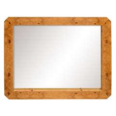 Milo Baughman Mirror