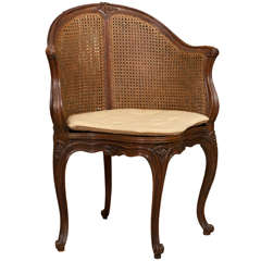 French Corner Chair