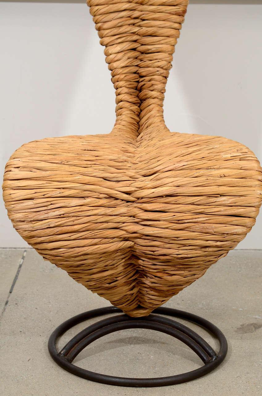 Tom Dixon Prototype 'S' Chair at 1stdibs