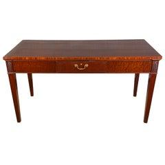 19th c. English Table Desk.