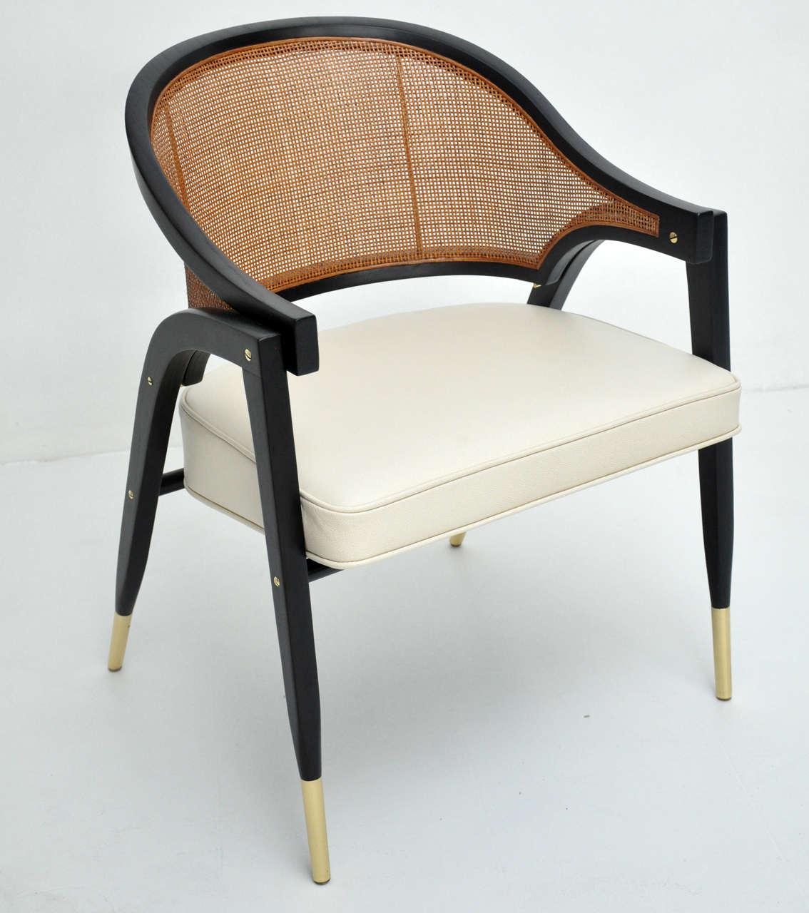 Dunbar armchairs edward wormley at 1stdibs - Edward wormley chairs ...