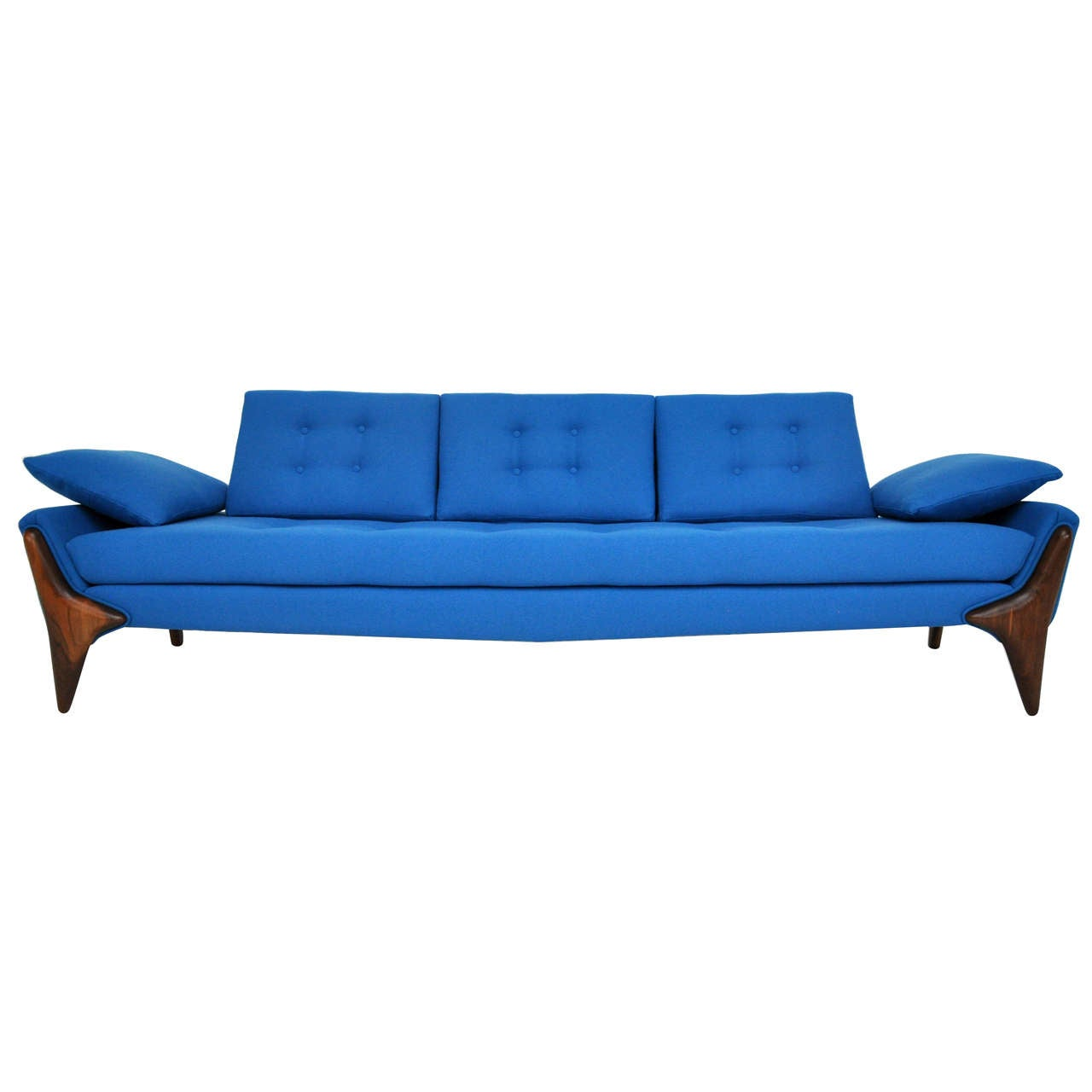adrian pearsall sofa at 1stdibs adrian pearsall sofa imitation for sale adrian pearsall sofas catalog