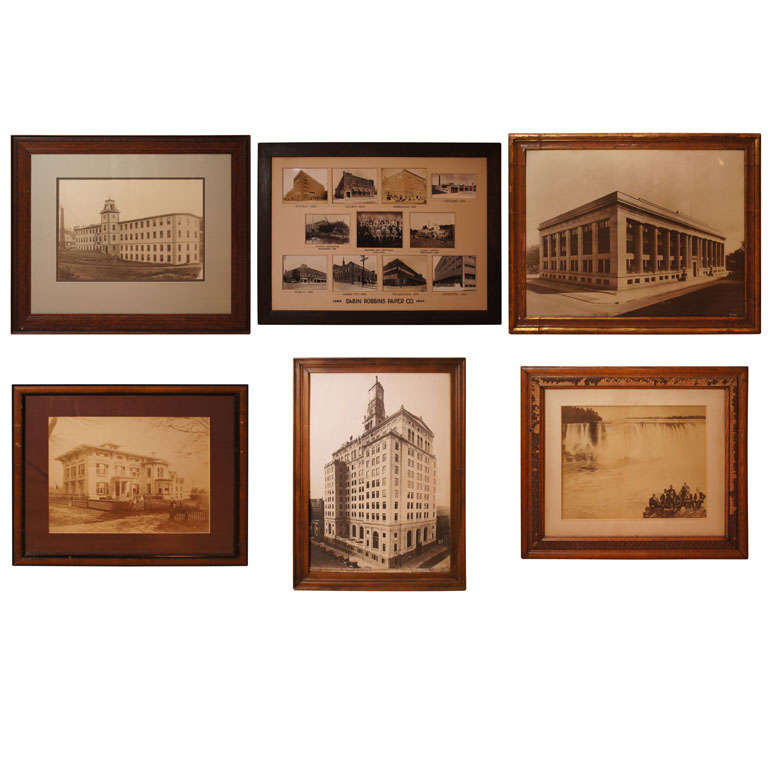 Architectural Photogragh Collection at 1stdibs