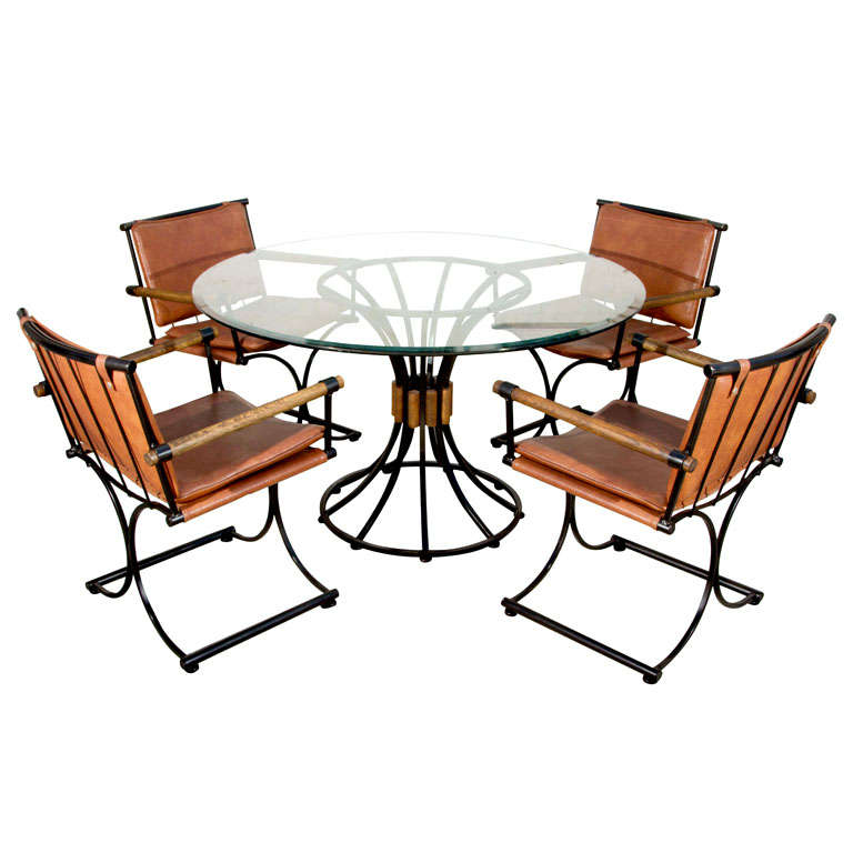 Cleo Baldon Dining Table and Chairs