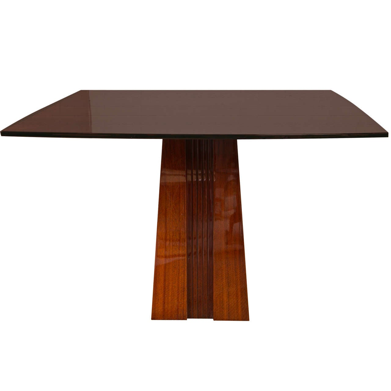 Dakota Jackson Square Center Table At 1stdibs