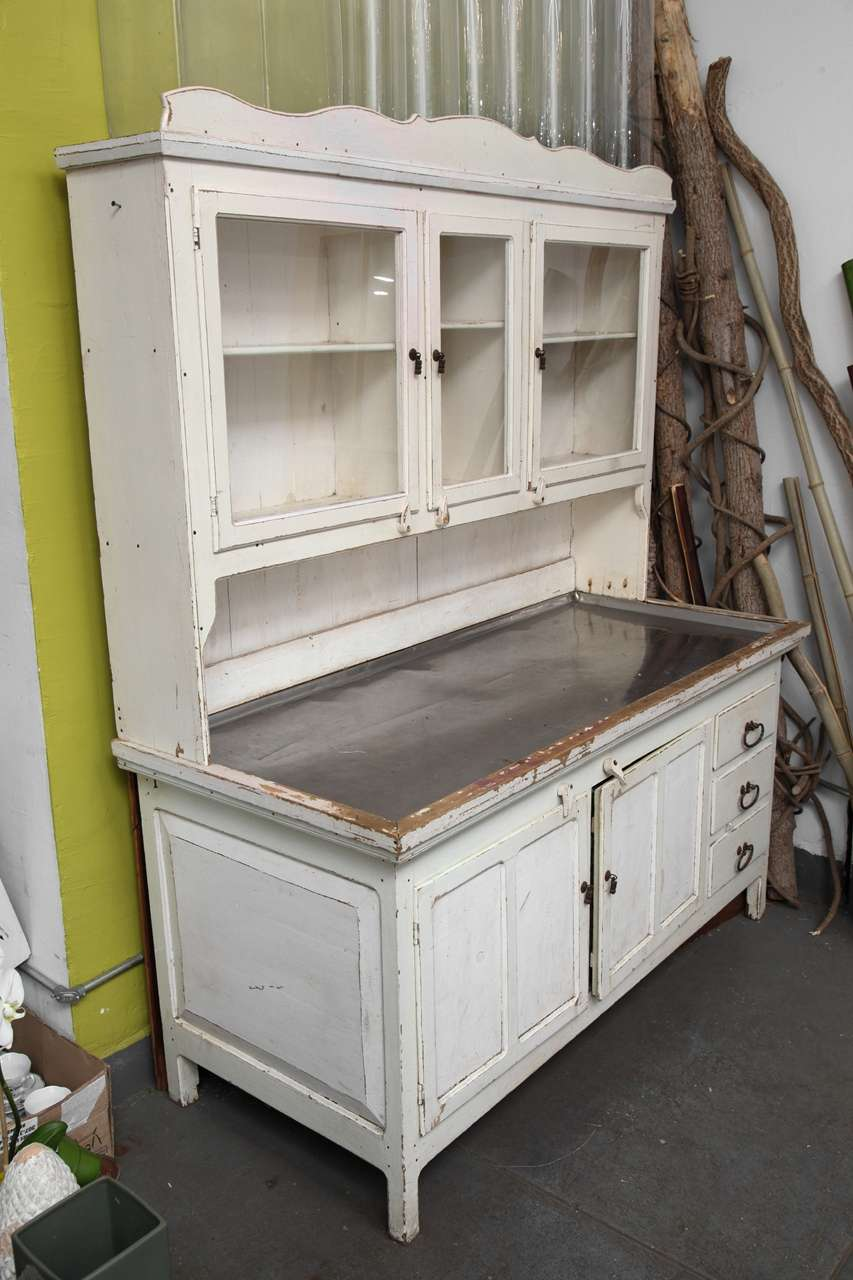 Vintage 20 S Mexican Apothecary Cabinet At 1stdibs