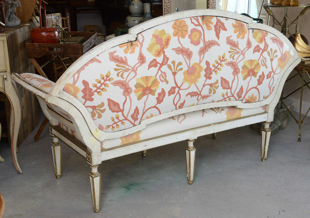 18th Century Venetian Settee For Sale 4