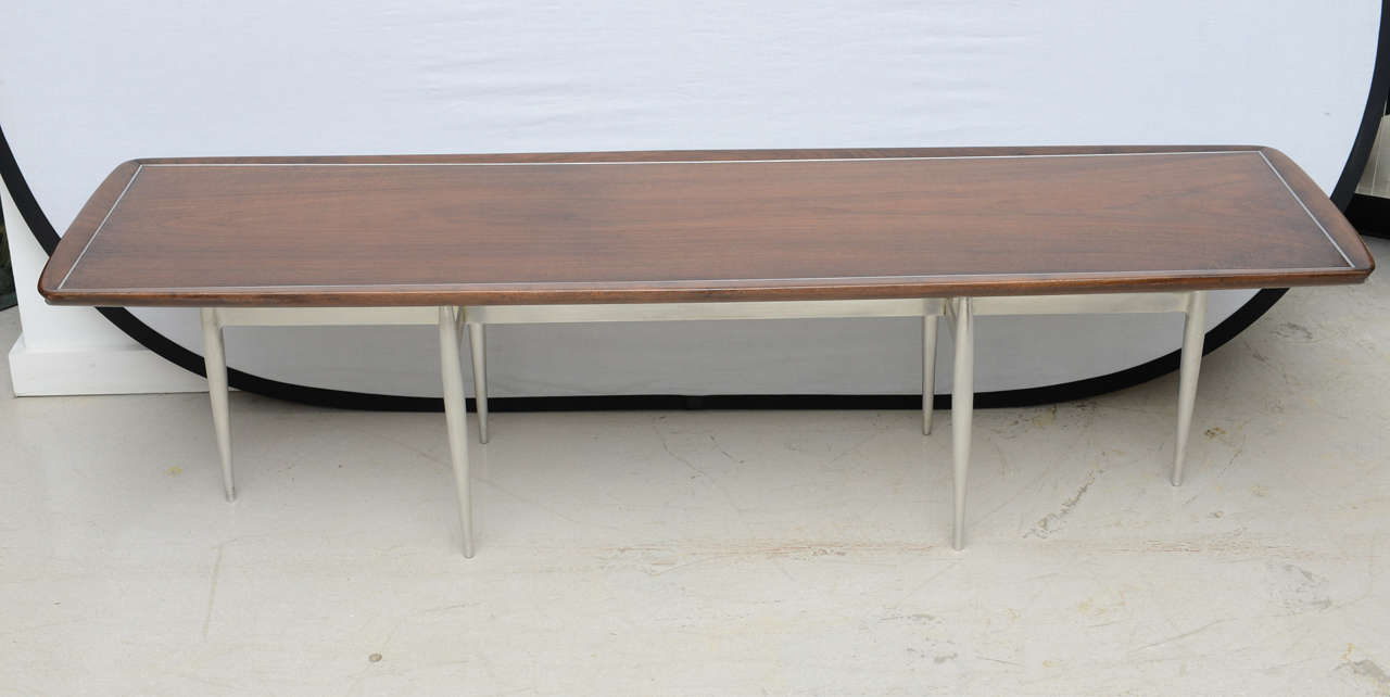 Mid century modern donald deskey coffee table at 1stdibs for Contemporary furniture west palm beach