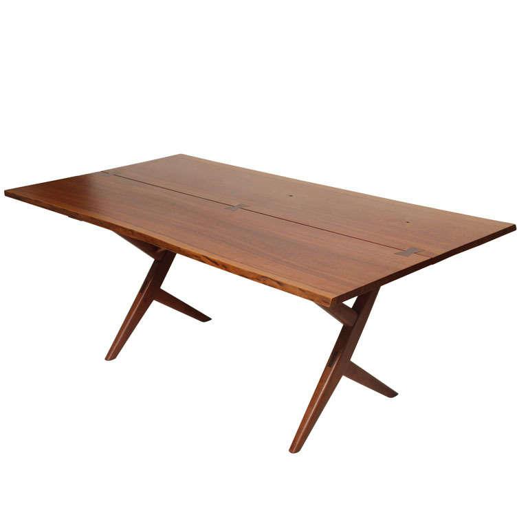 George Nakashima Conoid Table
