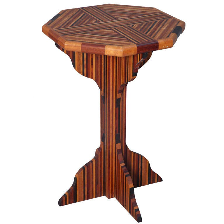 Arts and crafts style occasional table for sale at 1stdibs for Arts and crafts style table