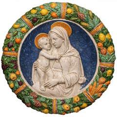 Della Robbia Medallion