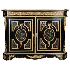 Large Pietra-Dura Cabinet