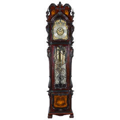 Westminster Chiming Longcase Clock