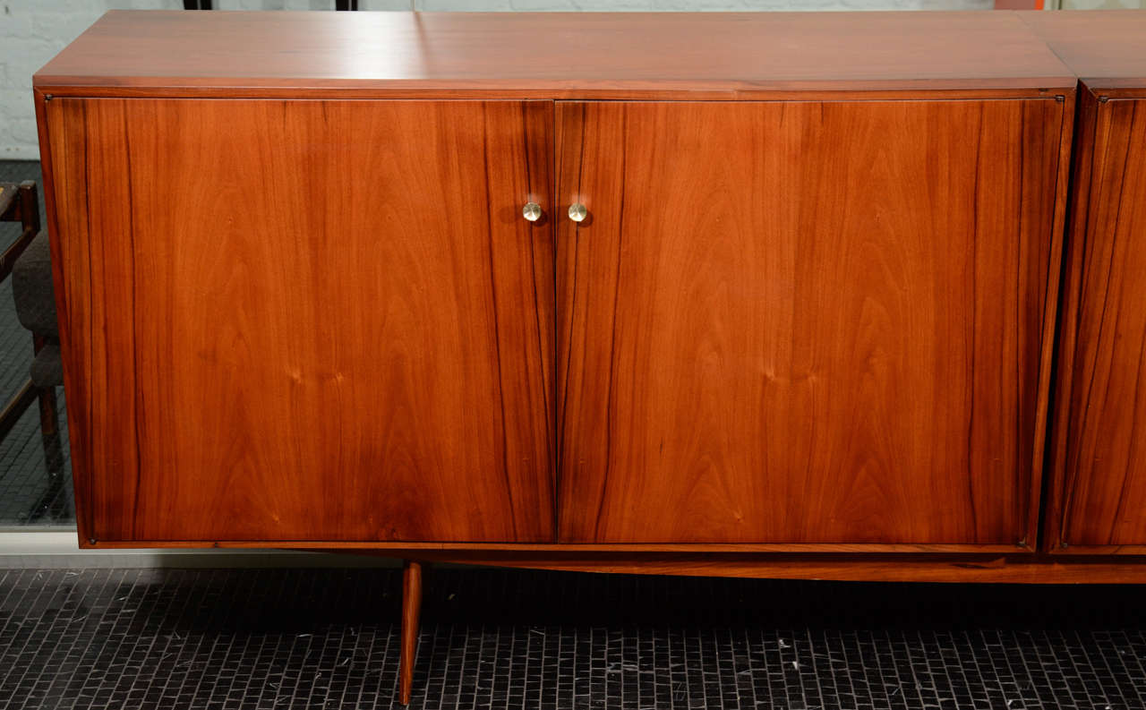 Brazilian sideboard by jose berenfeld for mobiliaria real for Sideboard real