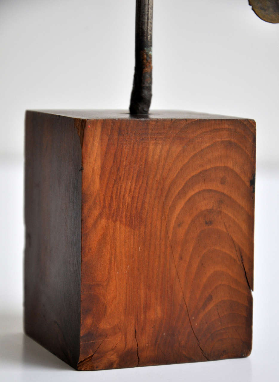 Abstract Sculpture By Sidney Gordin For Sale At 1stdibs
