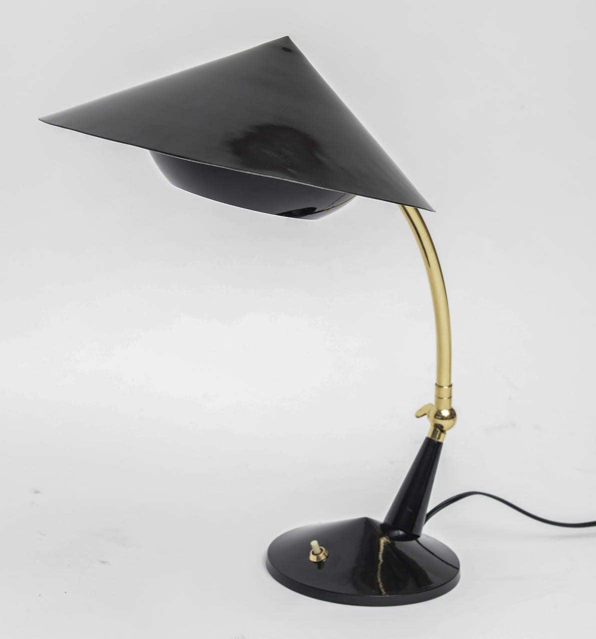 60 S Italian Desk Lamp At 1stdibs