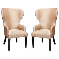Catherine Wingback Chair by Arlene Angard Collection
