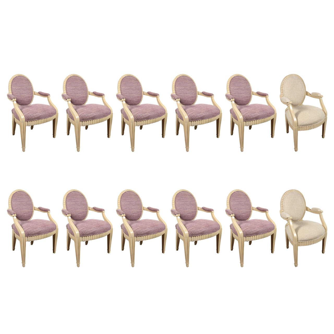 12 seating dining