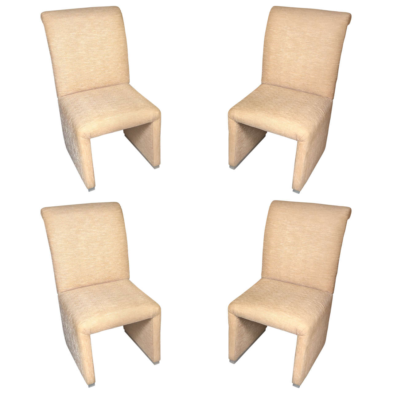 Set of Four Chairs by Steve Chase at 1stdibs