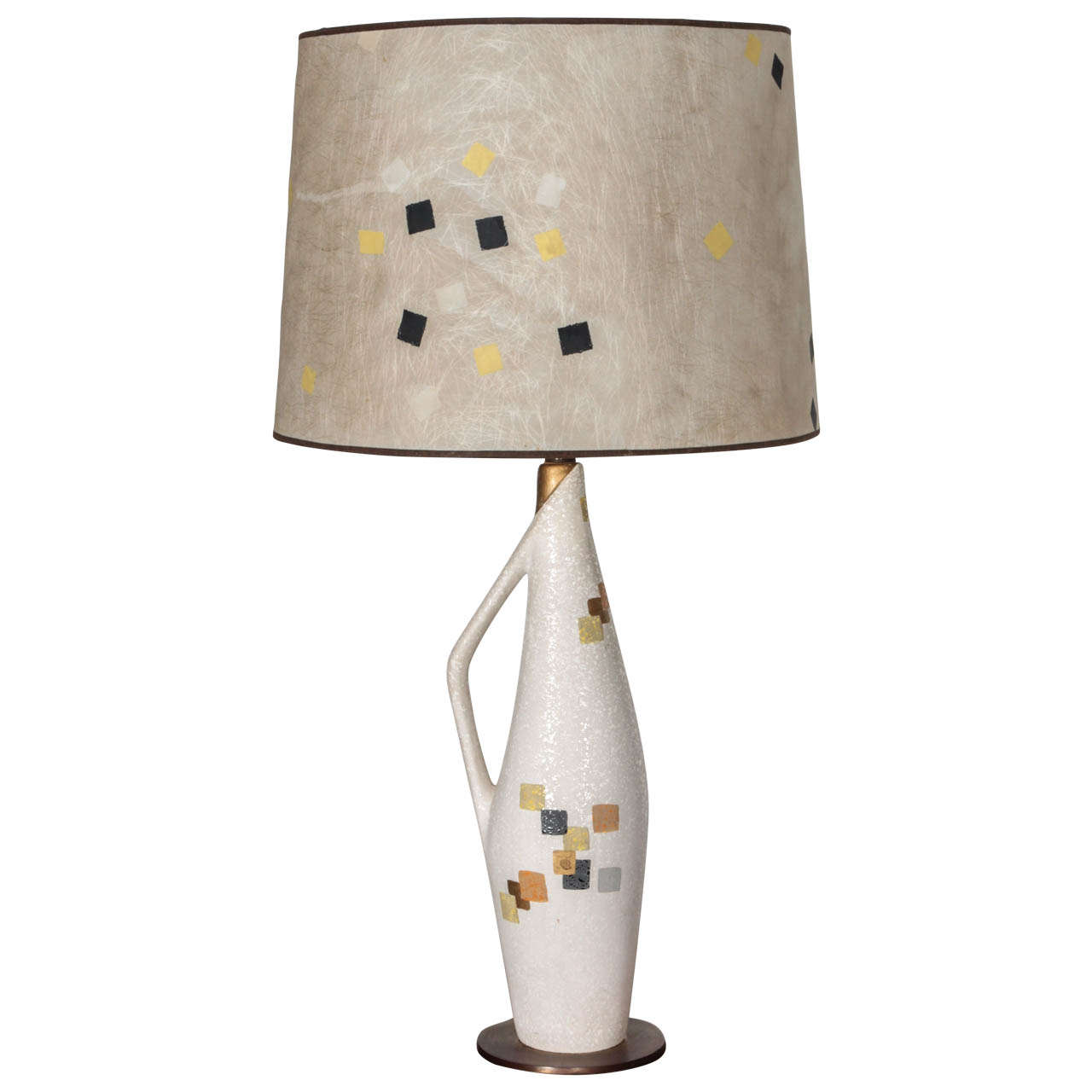 Tye of California Ceramic Table Lamp