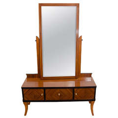 1930s floor mirrors and full length mirrors 30 for sale for Floor length vanity mirror