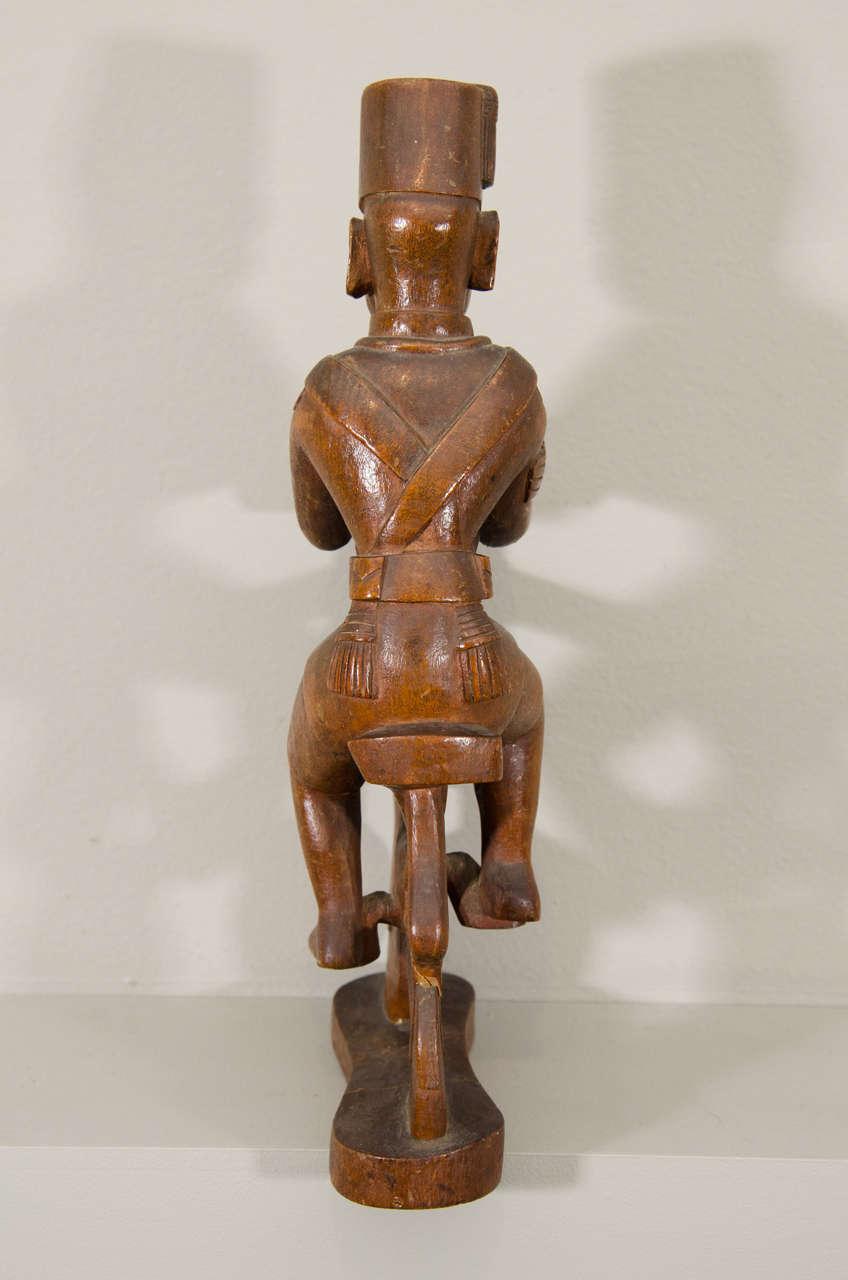 20th Century Kamba Tribal Colonial Carving, Kenya For Sale 1