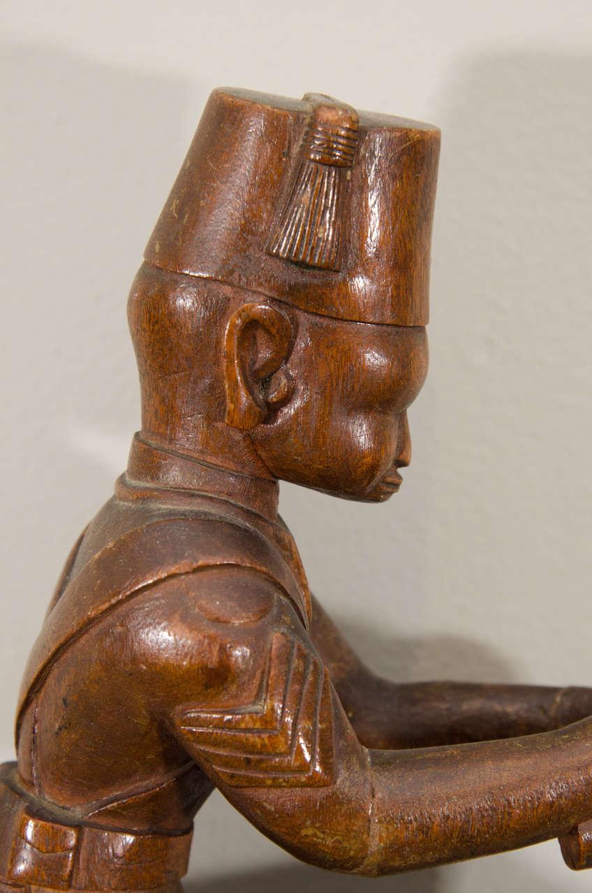 20th Century Kamba Tribal Colonial Carving, Kenya For Sale 3