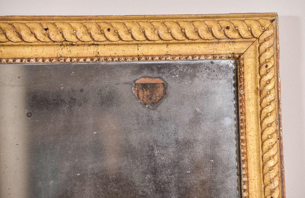 Louis XVI Mirror For Sale 1