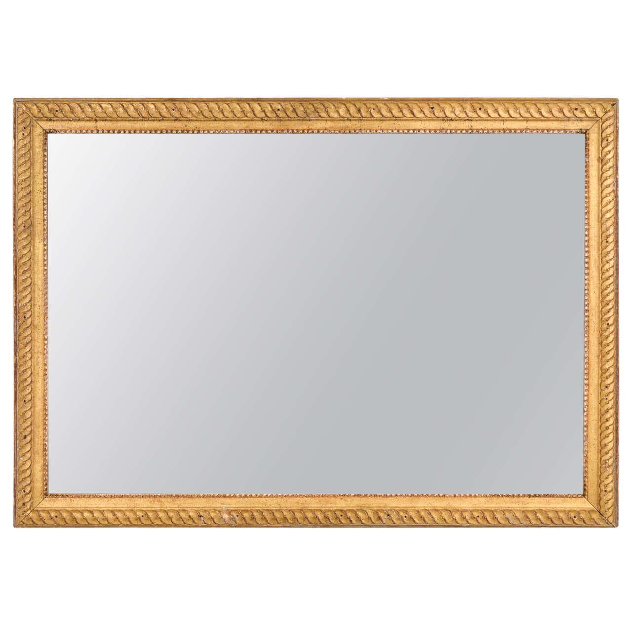 Louis XVI Mirror For Sale