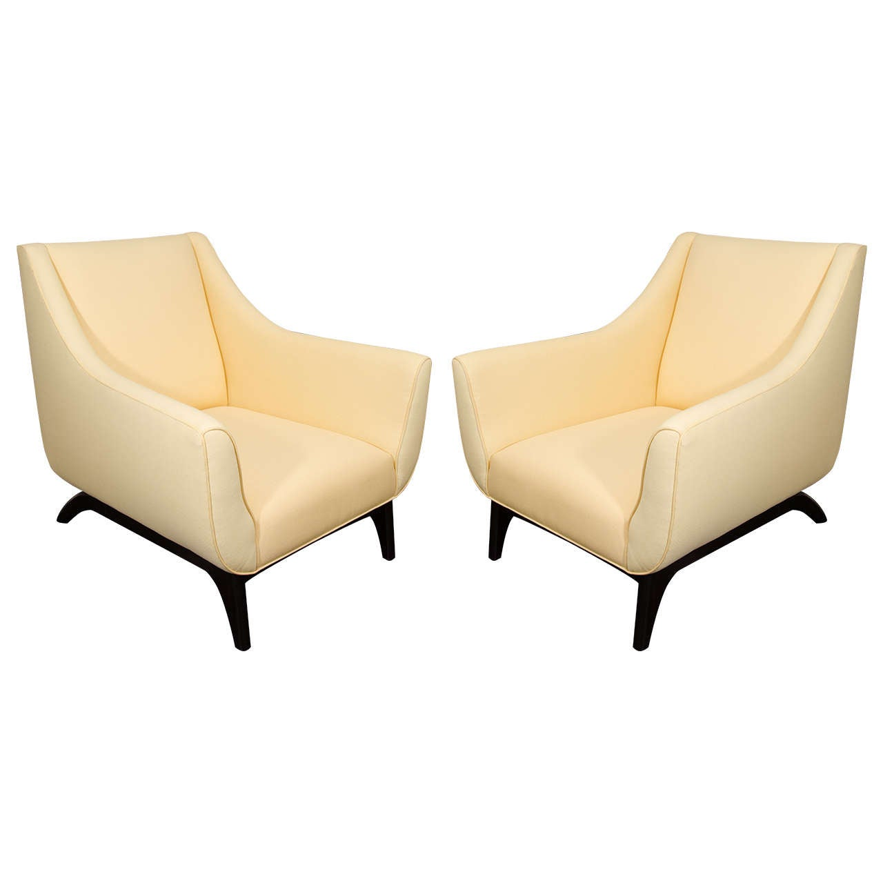 Pair of 1950s American Chairs