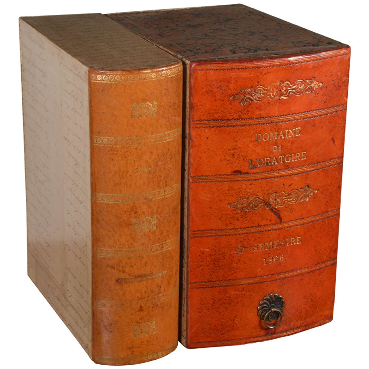 19th century boites d 39 archive archive box at 1stdibs. Black Bedroom Furniture Sets. Home Design Ideas