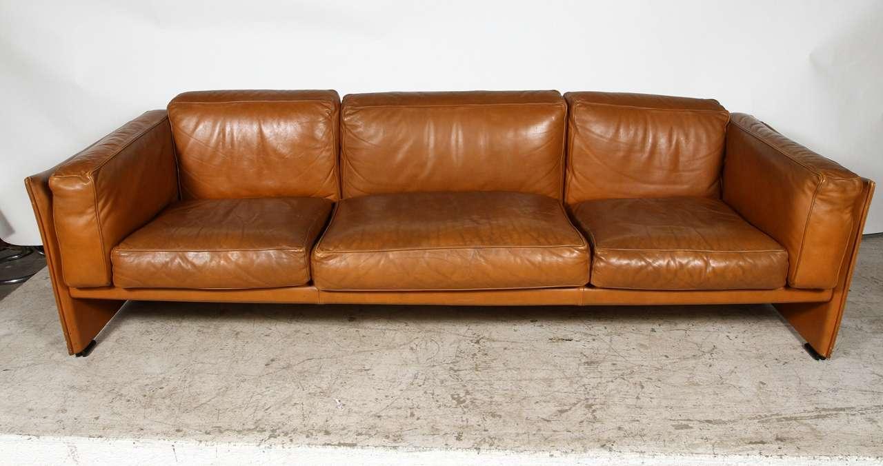 Mario bellini 405 duc sofa for cassina at 1stdibs for Sofa 8 cassina