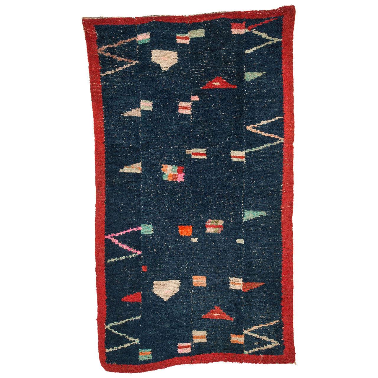 Tibetan Tsukdruk Rug For Sale At 1stdibs
