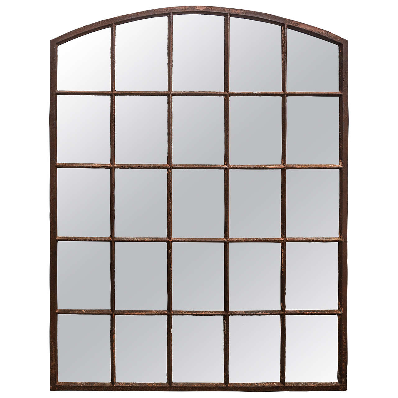 Industrial Wall Mirror 19th century industrial window or mirror at 1stdibs