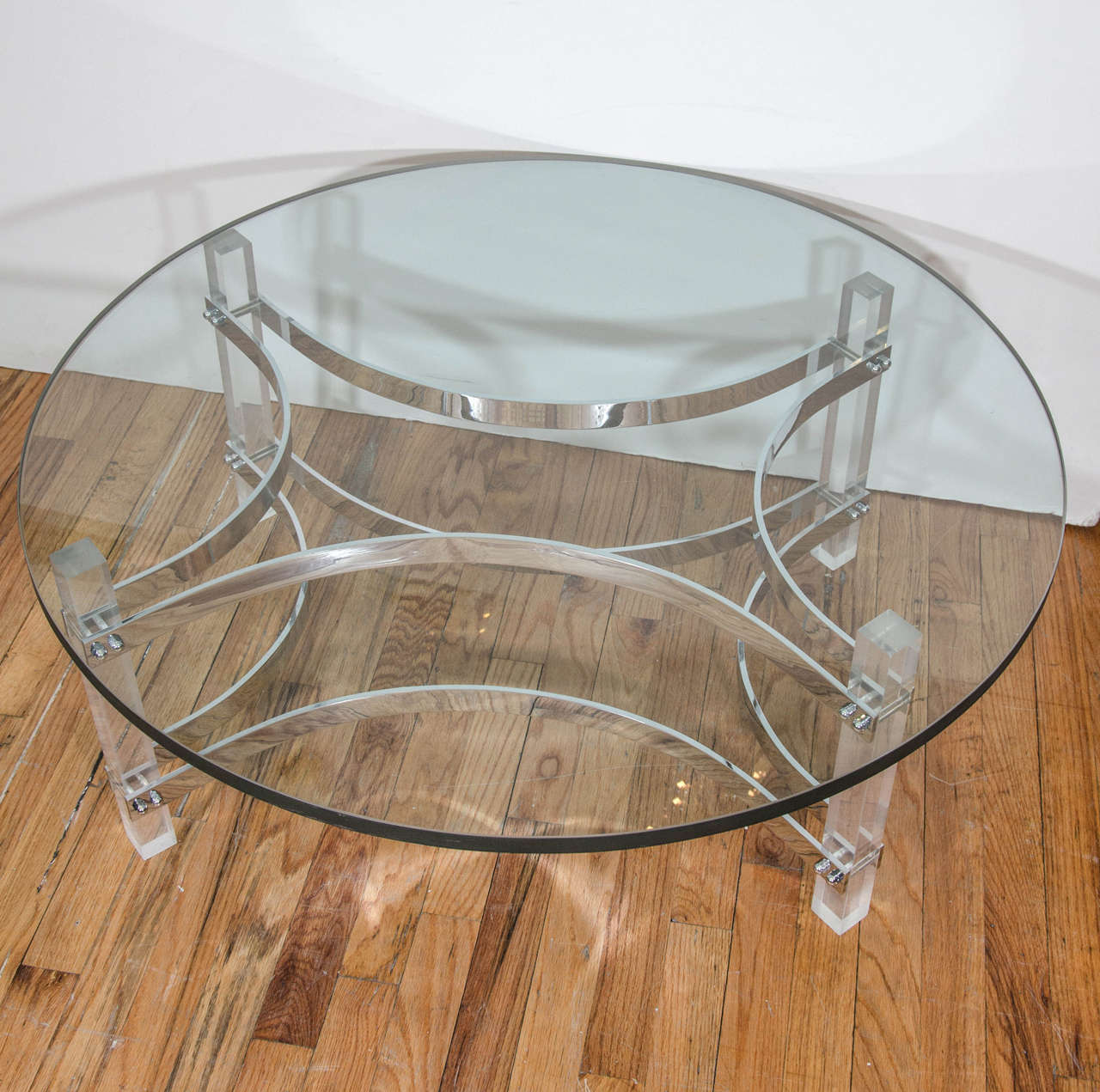 A Vintage Coffee And Tail Table Produced Circa 1970s By Charles Hollis Jones