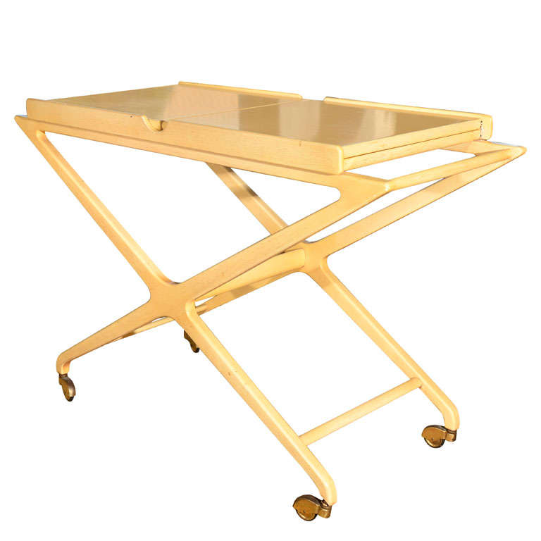 Butler Table By Cesare Lacca For Baker Furniture 1