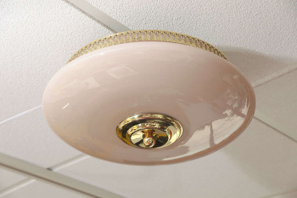 Rewired four bulbs W 60/EA.