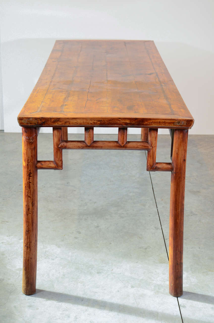 19th Century, Chinese Painting Table For Sale 3