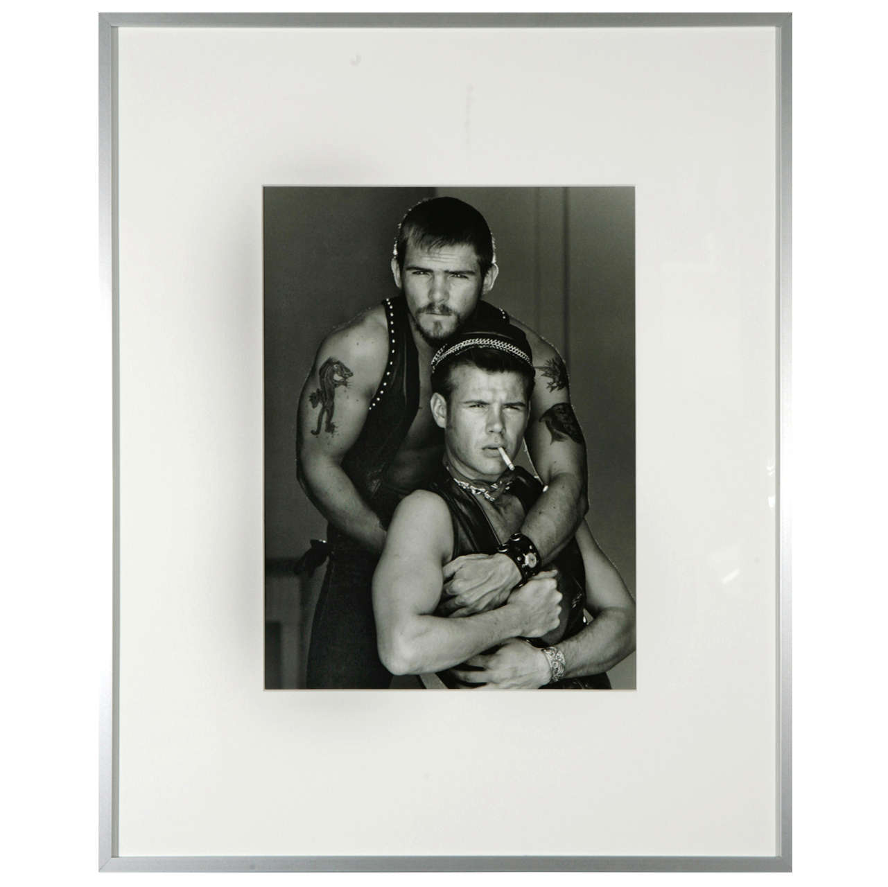 """Bikers"" Photograph from the ""Opus Deorum"" Series by Jim French For Sale"