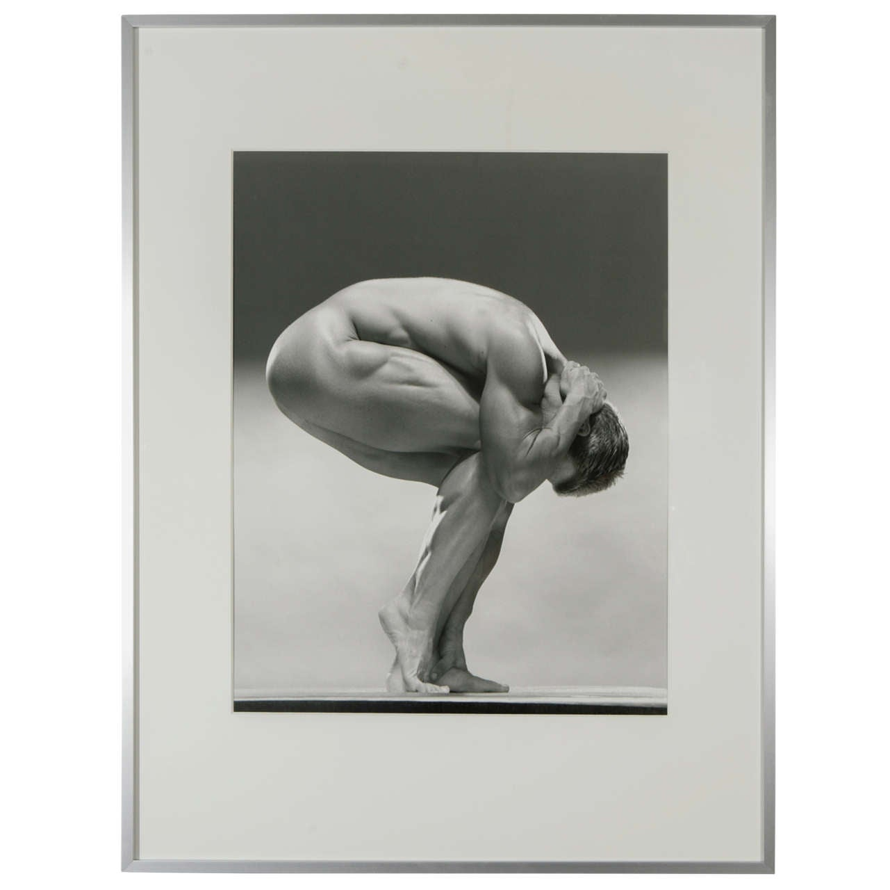 """Kirk Egans"" Photograph from ""Opus Deorum"" Series by Jim French For Sale"